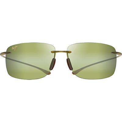 Maui Jim Hema Polarized Sunglasses - Matte Olive / Maui HT