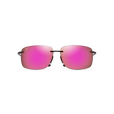 Maui Jim Hema Polarized Sunglasses - Matte Tortoise / Maui Sunrise