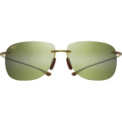 Maui Jim Hikina Polarized Sunglasses - Matte Olive / Maui HT