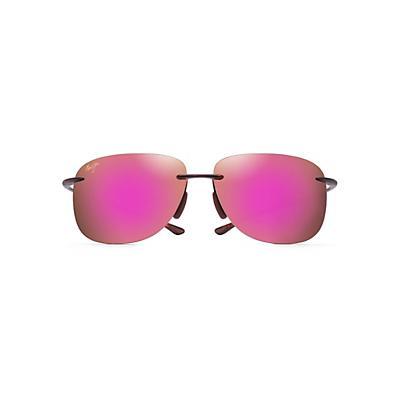 Maui Jim Hikina Polarized Sunglasses - Matte Tortoise / Maui Sunrise