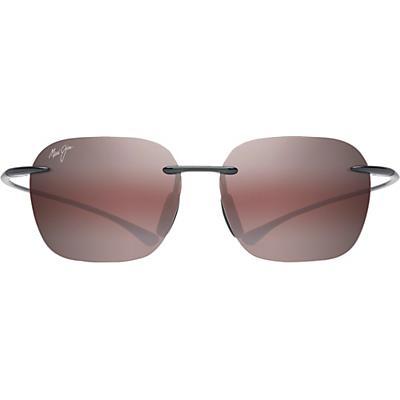 Maui Jim Komohana Polarized Sunglasses - Gloss Black / Maui Rose