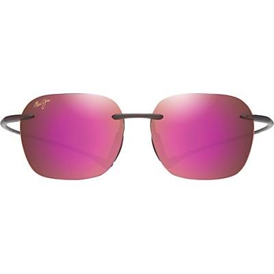 Maui Jim Komohana Polarized Sunglasses - Matte Tortoise / Maui Sunrise