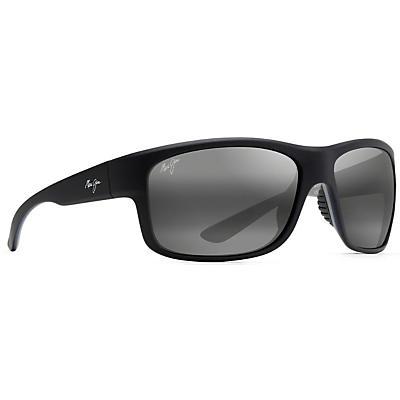 Maui Jim Southern Cross Polarized Sunglasses - Soft Black / Sea Blue / Grey / Neutral Grey