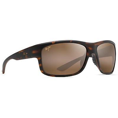 Maui Jim Southern Cross Polarized Sunglasses - Soft Matte Tortoise / HCL Bronze