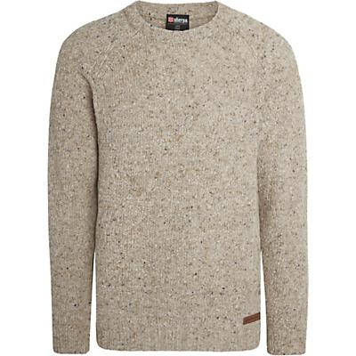 Sherpa Khampa Crew Sweater - Chai Tea - Men
