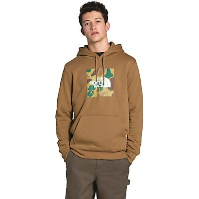 The North Face Boxed In Pullover Hoodie - Utility Brown - Men