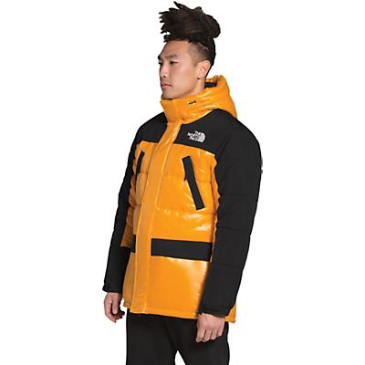 The North Face HMLYN Insulated Parka - Summit Gold / TNF Black