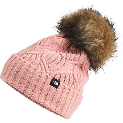 The North Face Youth Oh-Mega Fur Pom Beanie