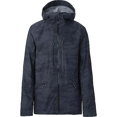 Strafe Men's Nomad Jacket Stealth Camo