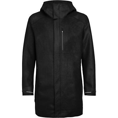 Icebreaker Ainsworth Hooded Jacket - Black - Men