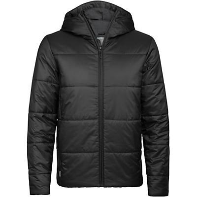 Icebreaker Collingwood Hooded Jacket - Black - Men