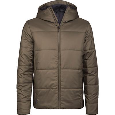 Icebreaker Collingwood Hooded Jacket - Driftwood - Men