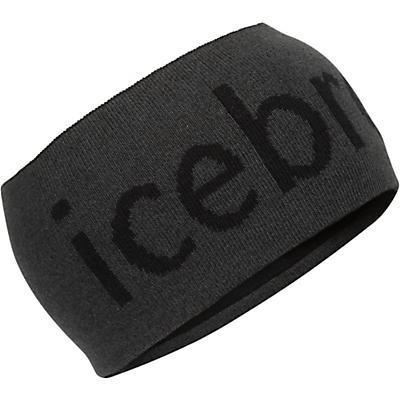 Icebreaker Headband - Jet Heather