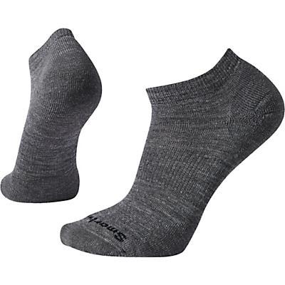 Smartwool Athletic Light Elite Micro Sock - Medium Grey