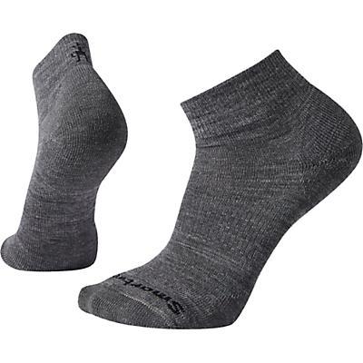 Smartwool Athletic Light Elite Mini Sock - Medium Grey