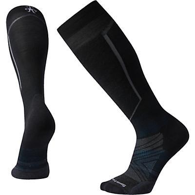 Smartwool PhD Ski Light Elite Over The Calf Sock - Black