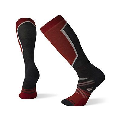 Smartwool PhD Ski Medium Over The Calf Sock - Charcoal