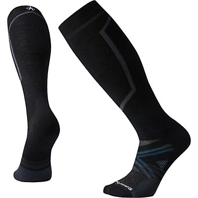 Smartwool PhD Ski Medium Over The Calf Sock - Black