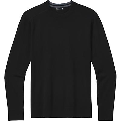Smartwool Sparwood Crew Sweater - Black - Men
