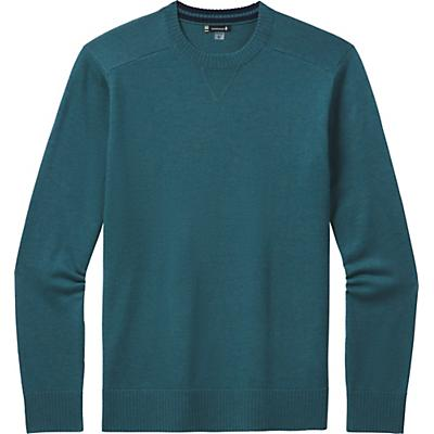 Smartwool Sparwood Crew Sweater - Prussian Blue Heather - Men