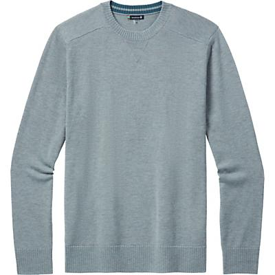 Smartwool Sparwood Crew Sweater - Lunar Grey Donegal - Men