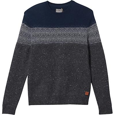 Royal Robbins Banff Novelty Sweater - Asphalt - Men