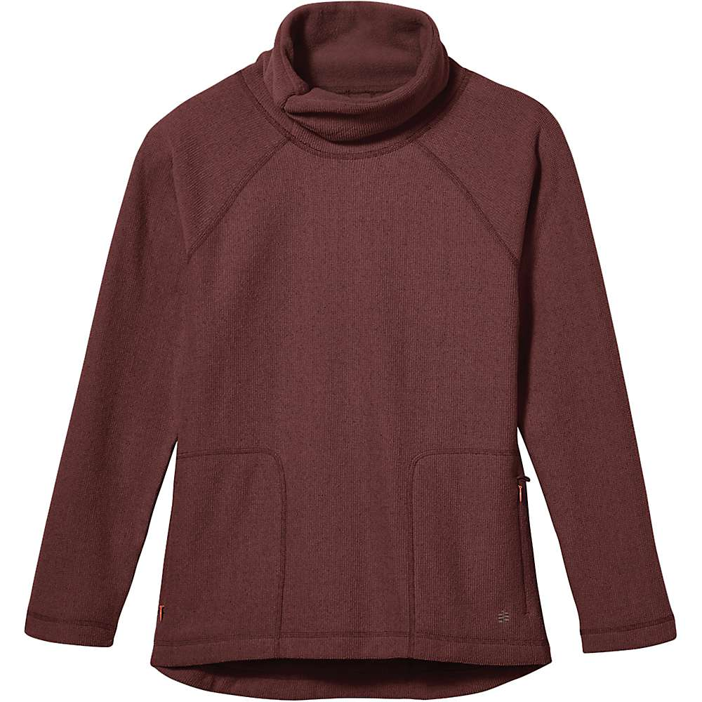 Discounts Royal Robbins Womens Connection Reversible Pullover - XS - Fudge