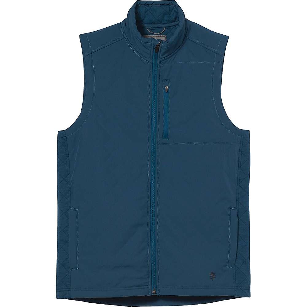 Compare Royal Robbins Mens Shadowquilt Vest - Large - Blue Teal