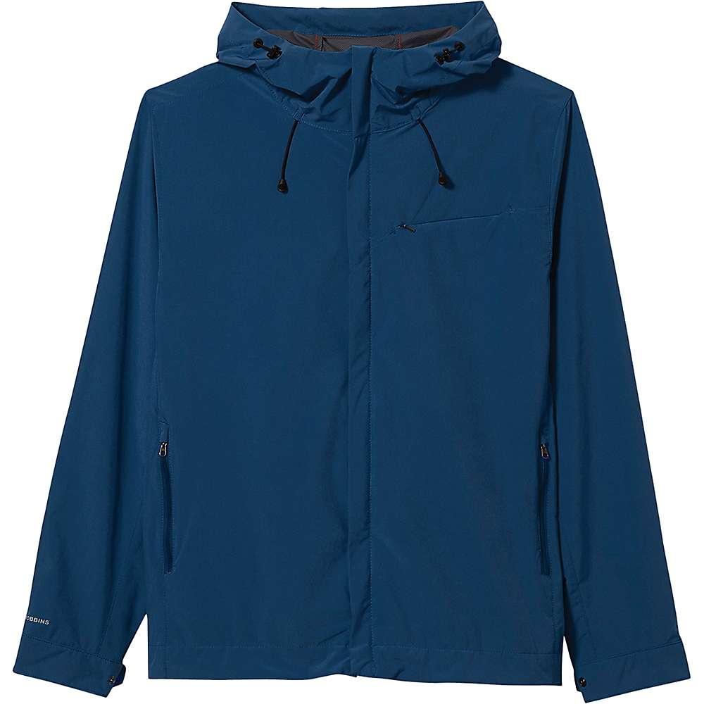 Discounts Royal Robbins Mens Switchform Lite Jacket - Medium - Blue Teal