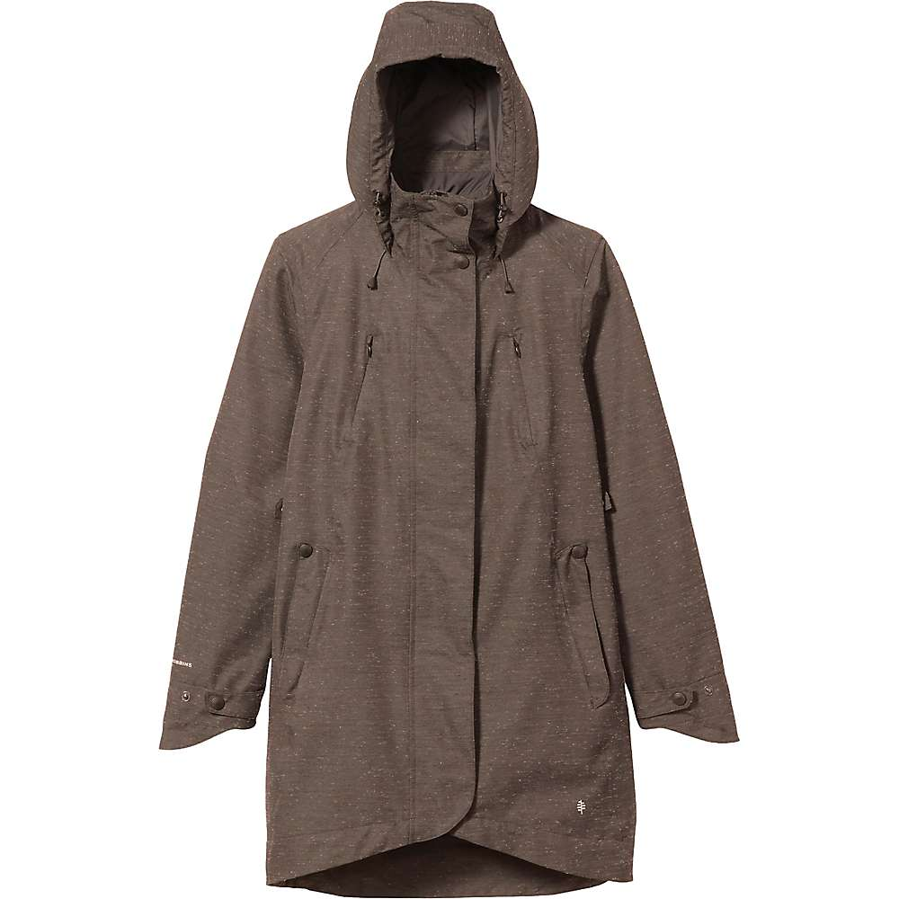 Coupons Royal Robbins Womens Switchform Waterproof Trench - XS - Falcon
