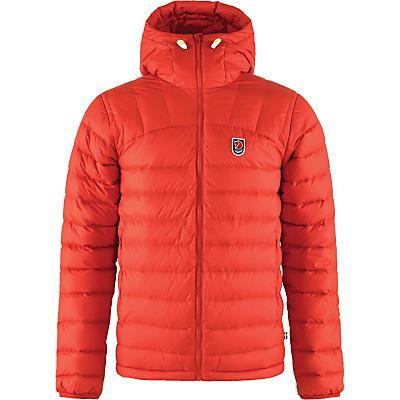 Fjallraven Expedition Pack Down Hoodie - True Red - Men