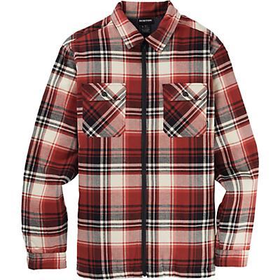 Burton Brighton Insulated Flannel Shirt - Tandori Stump Plaid - Men