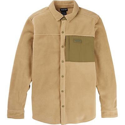 Burton Hearth Fleece Shirt - Kelp - Men