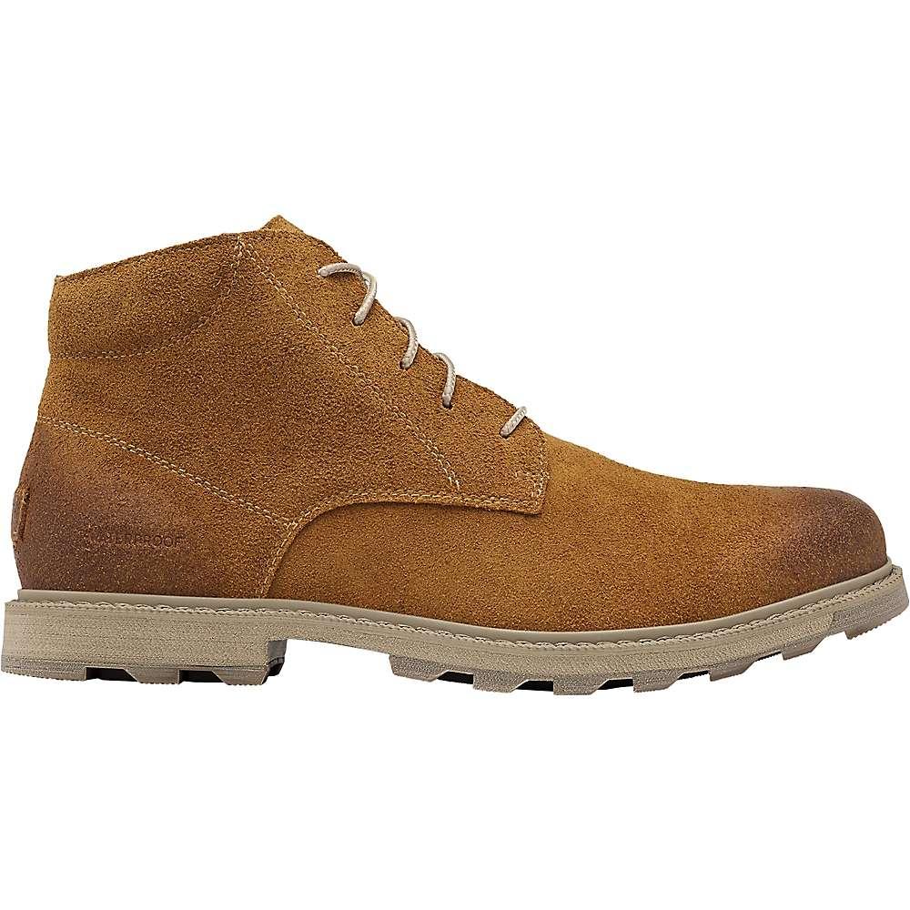 Sorel Men's Madson II Chukka Waterproof Boot – 11.5 – Elk