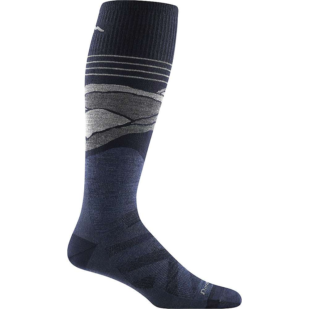 Darn Tough Men's Liftline OTC Sock - Large - Denim