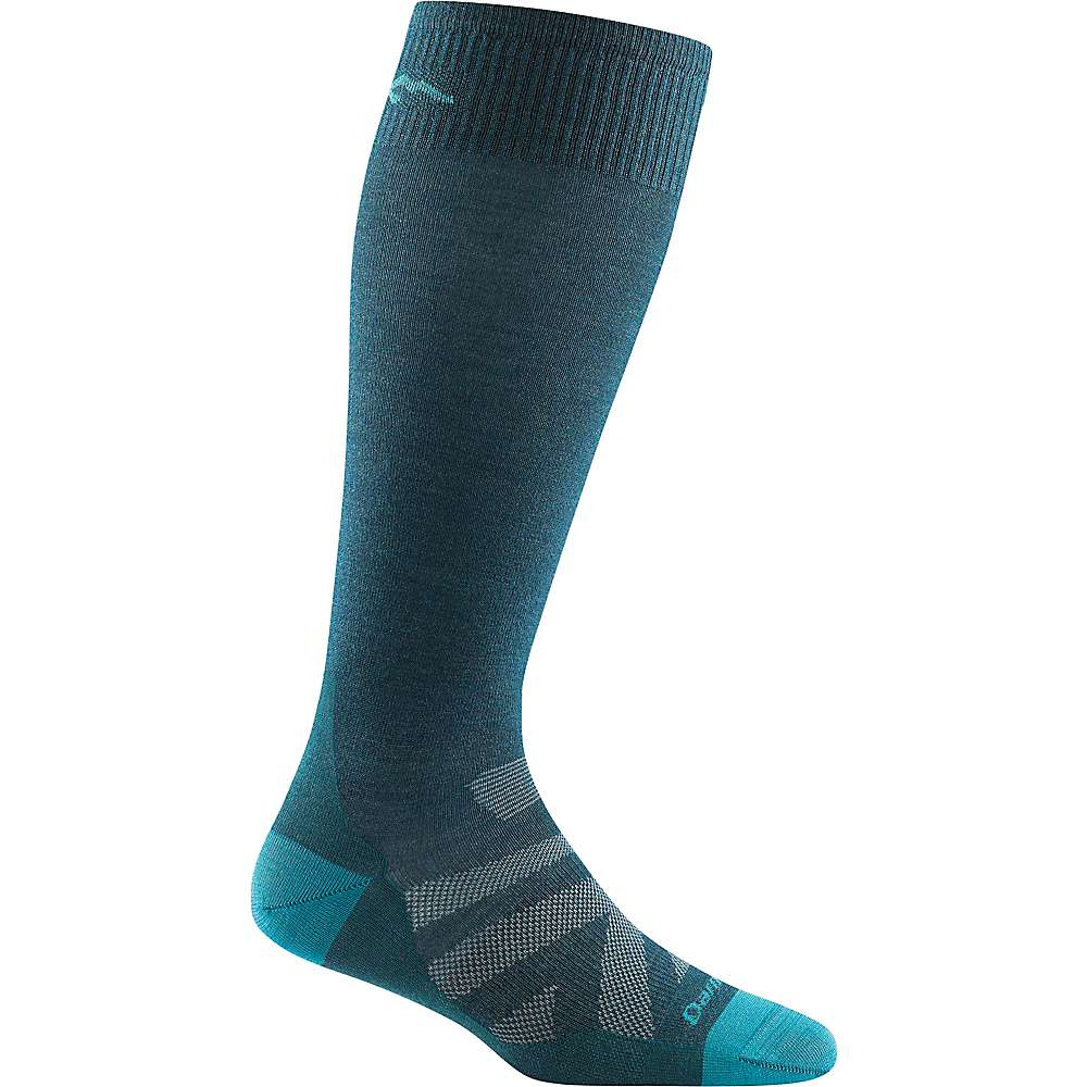 Darn Tough Women's RFL OTC Sock - Small - Dark Teal