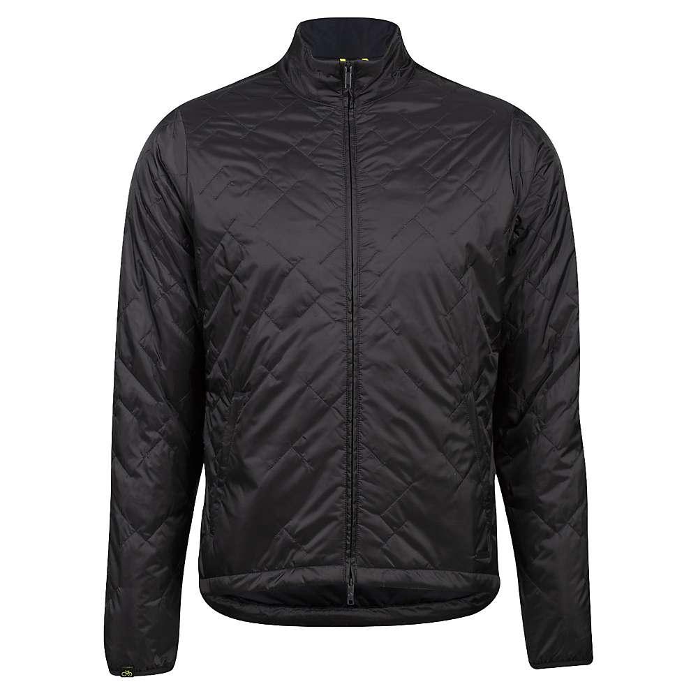 Best Pearl Izumi Mens Rove Insulated Jacket - XL - Phantom / Black