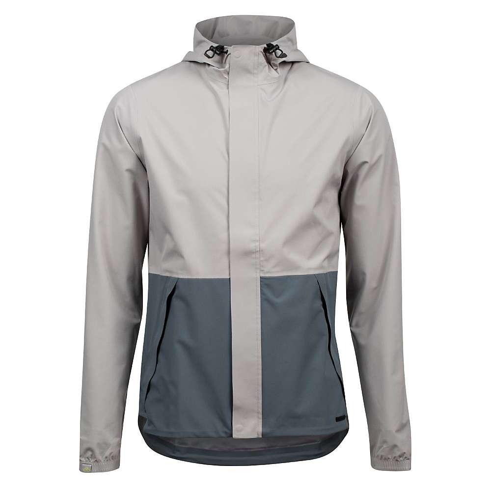 Best Pearl Izumi Mens Vista WXB Jacket - Large - Wet Weather / Turbulence