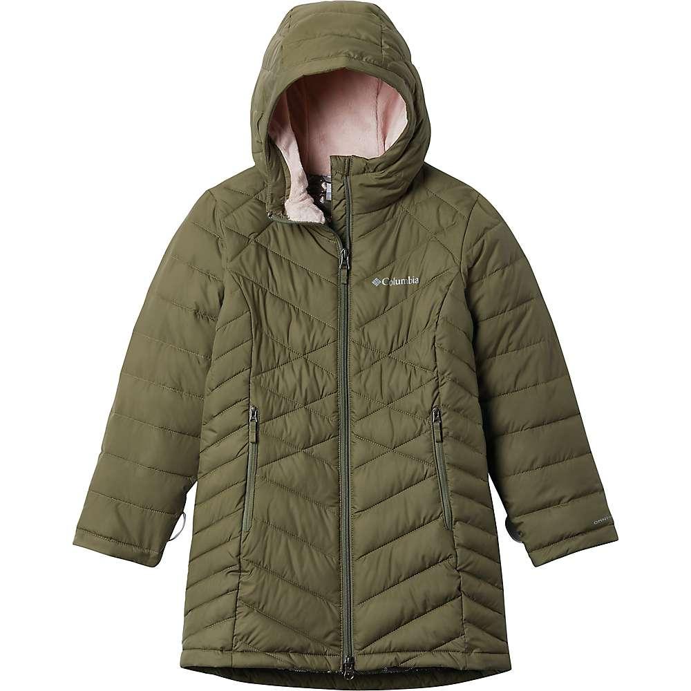 Cheap Columbia Girls Heavenly Long Jacket - Small - Stone Green