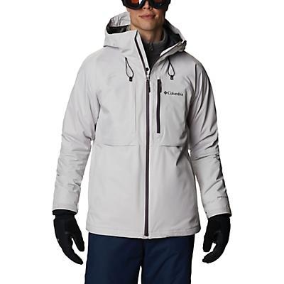 Columbia Banked Run Jacket - Nimbus Grey - Men