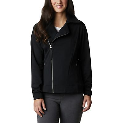 Columbia Butte Hike Full Zip Jacket - Black - Women