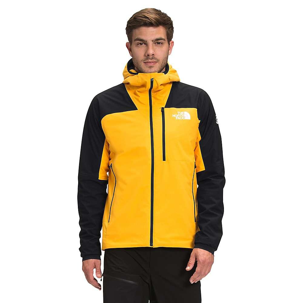 Best The North Face Mens Summit L5 FUTURELIGHT Ventrix Jacket - XL - Summit Gold / TNF Black