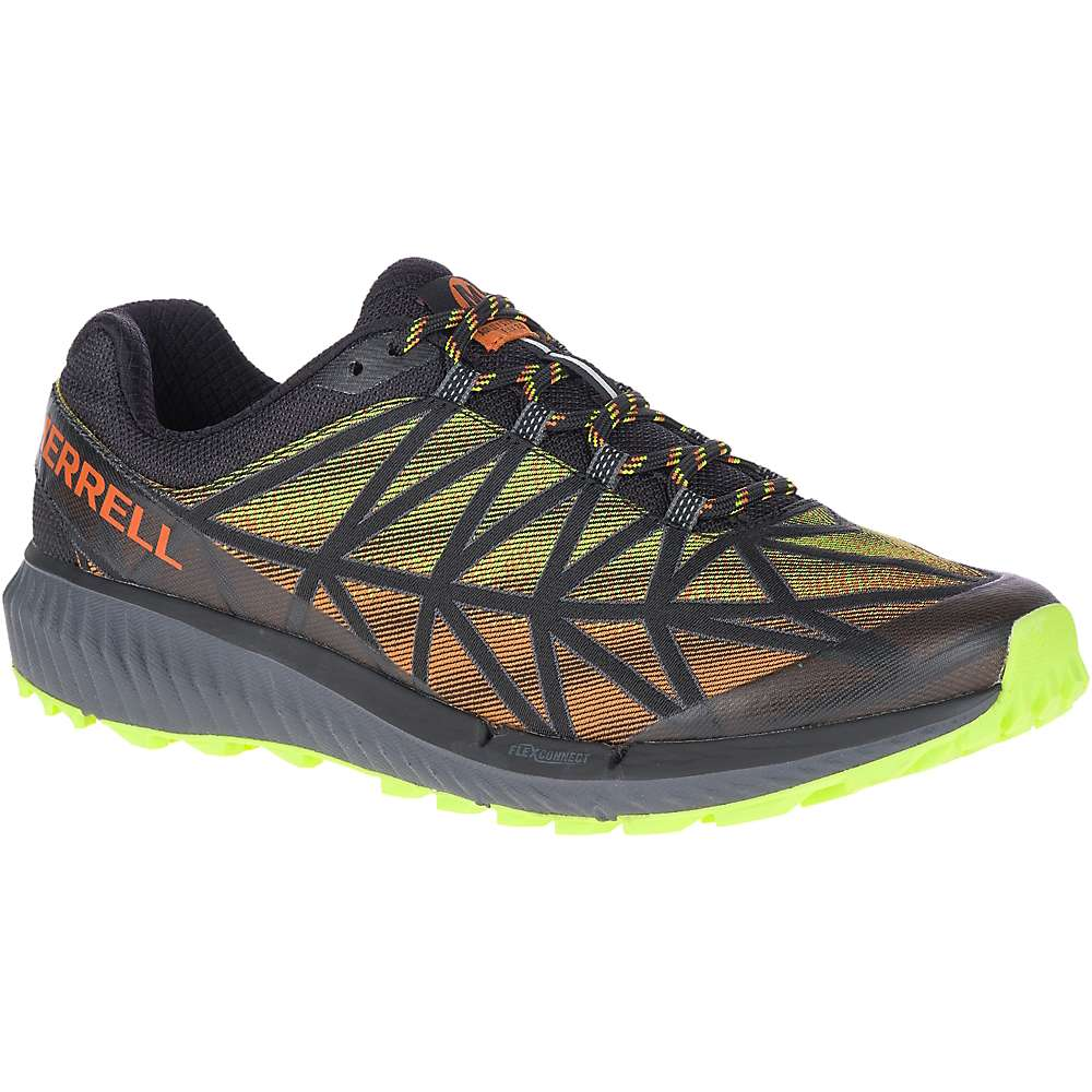 Top Merrell Mens Agility Synthesis 2 Shoe - 13 - Hv Black