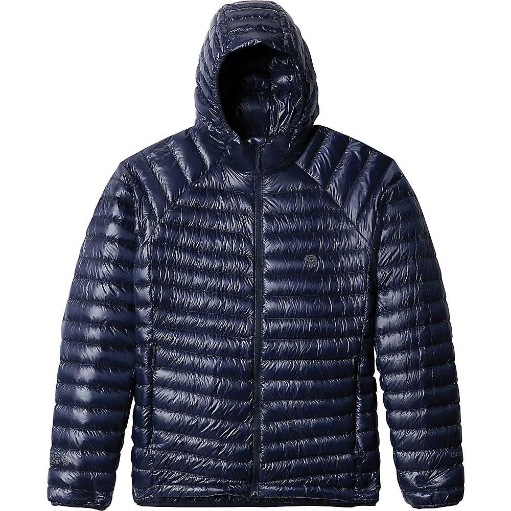 Promos Mountain Hardwear Mens Ghost Whisperer UL Jacket - Large - Dark Zinc
