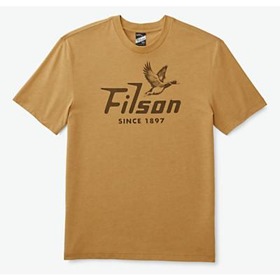 Filson Buckshot T-Shirt - Gold Heather - Men