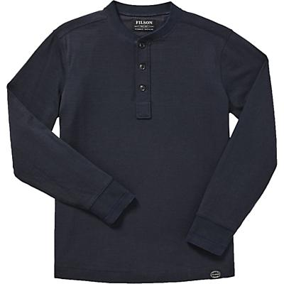 Filson Double Layer Henley - Dark Navy - Men