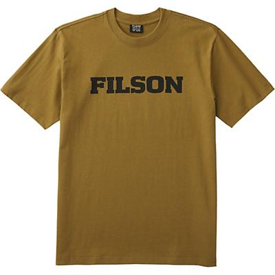 Filson Outfitter Graphic SS T-Shirt - Ducks Unlimited - Olive Drab - Men