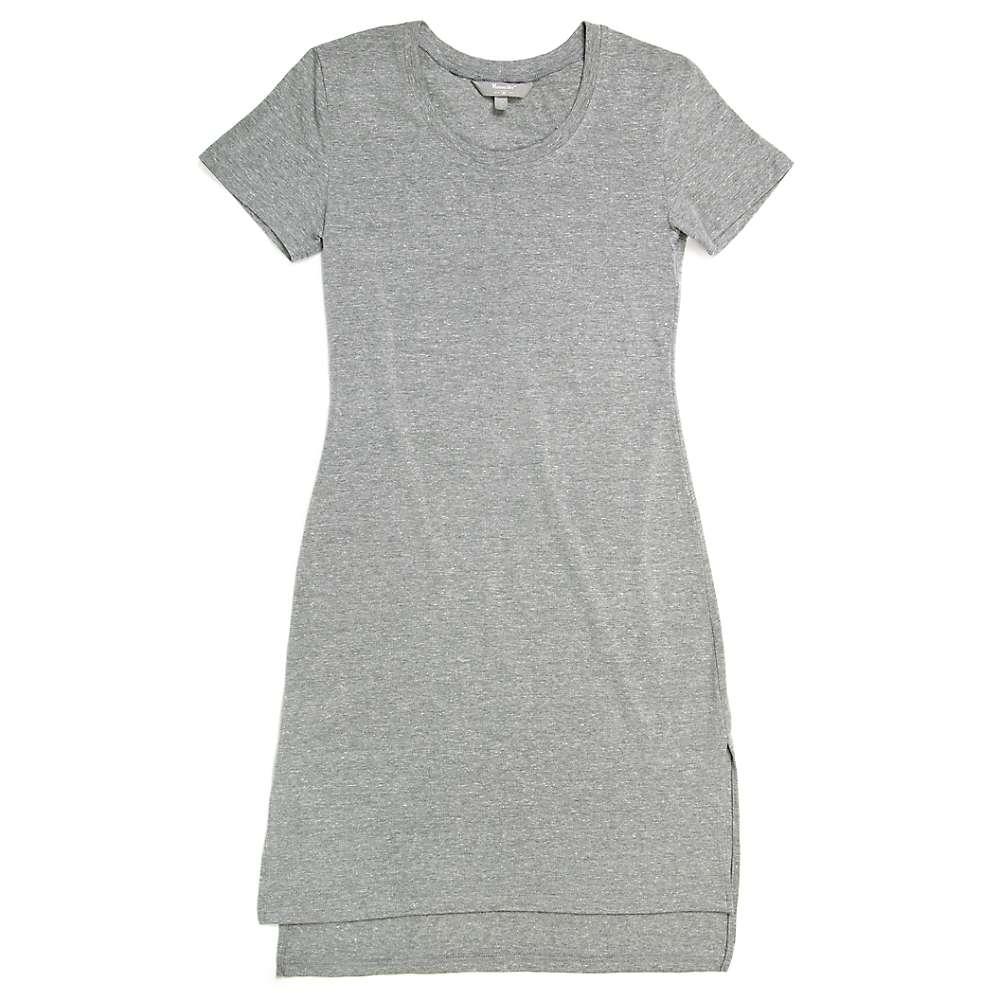 Discounts Moosejaw Womens Lakeside T-Dress - XS - Heather Grey