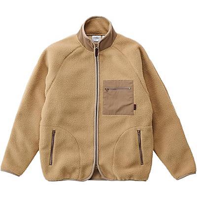 Gramicci Boa Fleece Jacket - Beige