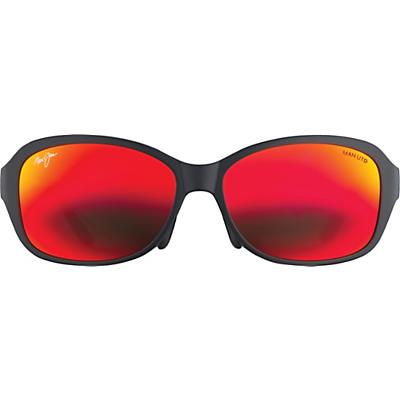 Maui Jim Manchester United Koki Beach Polarized Sunglasses - Matte Black / Hawaii Lava